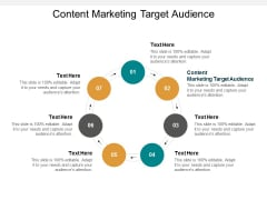 Content Marketing Target Audience Ppt PowerPoint Presentation Pictures Outline Cpb