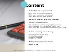 Content Measurement Ppt PowerPoint Presentation Outline Skills