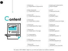 Content Plan Types Ppt PowerPoint Presentation Ideas Layout