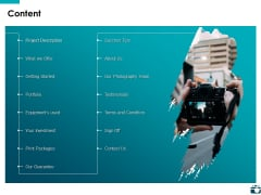 Content Portfolio Ppt PowerPoint Presentation File Introduction