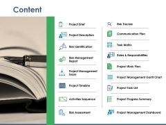 Content Ppt PowerPoint Presentation Ideas Design Templates