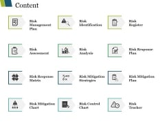 Content Ppt PowerPoint Presentation Model Mockup