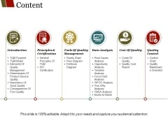 Content Ppt PowerPoint Presentation Show Slides