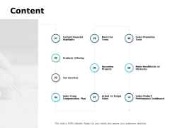 Content Services Financial Ppt PowerPoint Presentation Infographics Aids