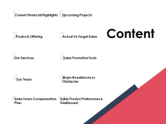 Content Services Performance Ppt PowerPoint Presentation Summary Elements