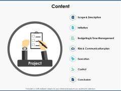 Content Slide Marketing Ppt PowerPoint Presentation Infographic Template Design Templates