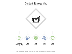 Content Strategy Map Ppt PowerPoint Presentation Model Picture Cpb Pdf
