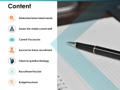 Content Talent Mapping Ppt PowerPoint Presentation Inspiration Graphics Download