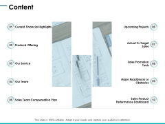 Content Target Sales Ppt PowerPoint Presentation Summary Template