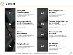 Content Workplace Breaks Ppt PowerPoint Presentation Portfolio Rules