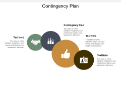 Contingency Plan Ppt PowerPoint Presentation Layouts Structure Cpb