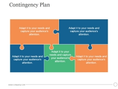 Contingency Plan Ppt PowerPoint Presentation Outline