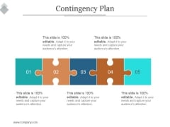 Contingency Plan Ppt PowerPoint Presentation Rules