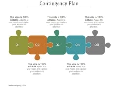Contingency Plan Ppt PowerPoint Presentation Slide