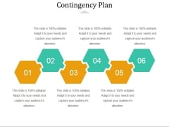 Contingency Plan Ppt PowerPoint Presentation Summary Skills
