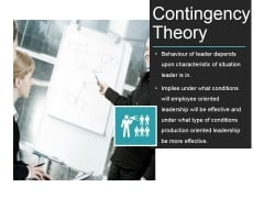 Contingency Theory Ppt PowerPoint Presentation Designs Download