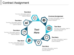 Contract Assignment Ppt PowerPoint Presentation Styles Example Cpb