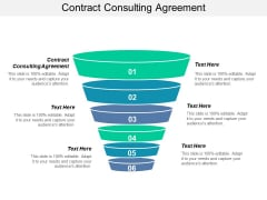 Contract Consulting Agreement Ppt PowerPoint Presentation Inspiration Portfolio