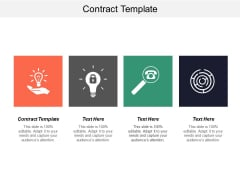 Contracttemplate Free Ppt PowerPoint Presentation Portfolio Introduction Cpb