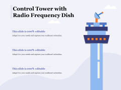 Control Tower For Security Vector Icon Ppt PowerPoint Presentation Infographic Template Clipart PDF
