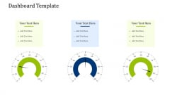 Convertible Debt Financing Pitch Deck Dashboard Template Background PDF
