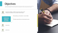 Coordinated Border Management Objectives Ppt Infographic Template Outline PDF