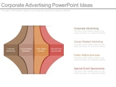 Corporate Advertising Powerpoint Ideas