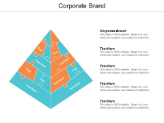 Corporate Brand Ppt PowerPoint Presentation Portfolio Aids Cpb