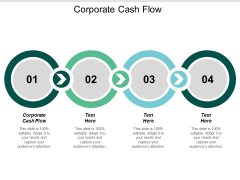Corporate Cash Flow Ppt PowerPoint Presentation Styles Structure Cpb