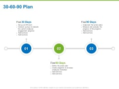 Corporate Employee Engagement 30 60 90 Plan Ppt Styles Examples PDF