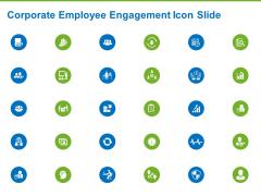 Corporate Employee Engagement Icon Slide Ppt Portfolio Slide Portrait PDF