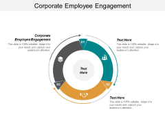 Corporate Employee Engagement Ppt PowerPoint Presentation Styles Samples Cpb