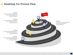 Corporate Event Filming Roadmap For Process Flow Ppt Icon Model PDF