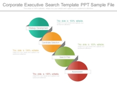 Corporate Executive Search Template Ppt Sample File
