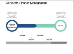 Corporate Finance Management Ppt PowerPoint Presentation Inspiration Rules Cpb
