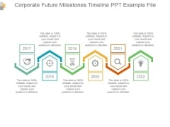 Corporate Future Milestones Timeline Ppt Example File