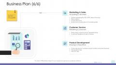 Corporate Governance Business Plan Growth Brochure PDF