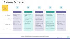 Corporate Governance Business Plan Icon Microsoft PDF