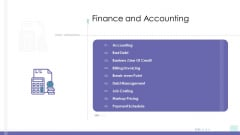 Corporate Governance Finance And Accounting Mockup PDF