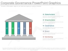 Corporate Governance Powerpoint Graphics