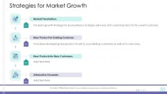 Corporate Governance Strategies For Market Growth Demonstration PDF