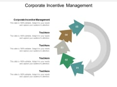 Corporate Incentive Management Ppt PowerPoint Presentation Inspiration Objects Cpb
