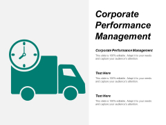 Corporate Performance Management Ppt Powerpoint Presentation Pictures Visual Aids Cpb