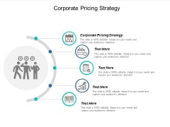 Corporate Pricing Strategy Ppt PowerPoint Presentation Infographic Template Graphics Download Cpb