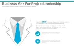 Corporate Professional For Leadership Strategy Powerpoint Slides
