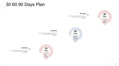 Corporate Regulation 30 60 90 Days Plan Ppt Layouts PDF
