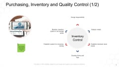 Corporate Regulation Purchasing Inventory And Quality Control Assign Ppt Slides Samples PDF