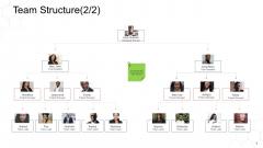Corporate Regulation Team Structure Teamwork Ppt Outline Format Ideas PDF