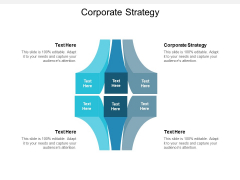 Corporate Strategy Ppt PowerPoint Presentation Infographics Good Cpb