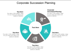 Corporate Succession Planning Ppt PowerPoint Presentation Gallery Templates Cpb